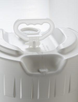 Priority Plastics Round Tight Head Swing Handle