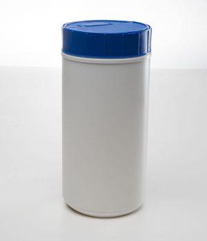 Priority Plastics HDPE Containers